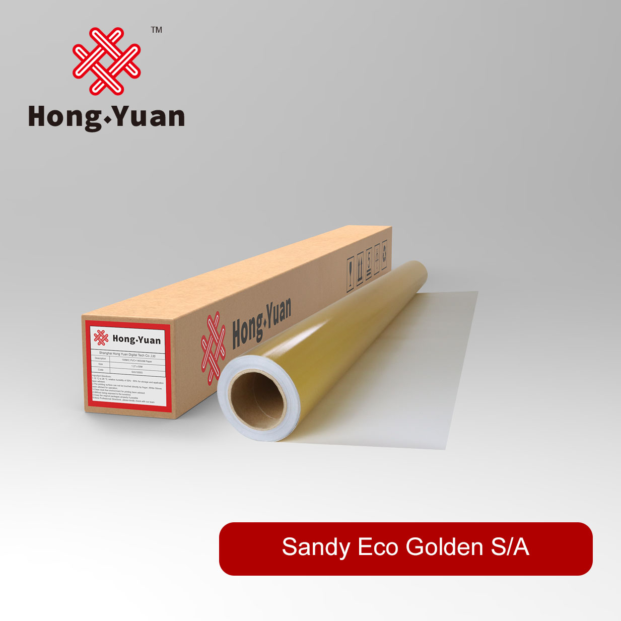 Sandy Eco Golden Film S/A ESG100S