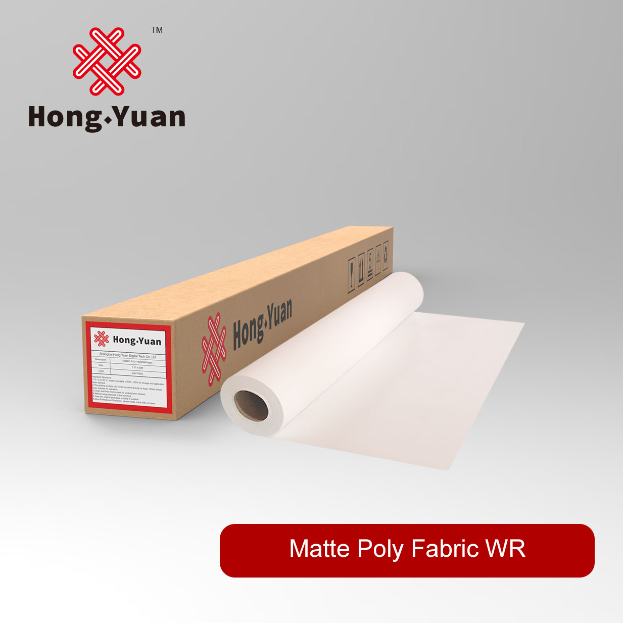 Matte Poly Fabric WR-WPF200M