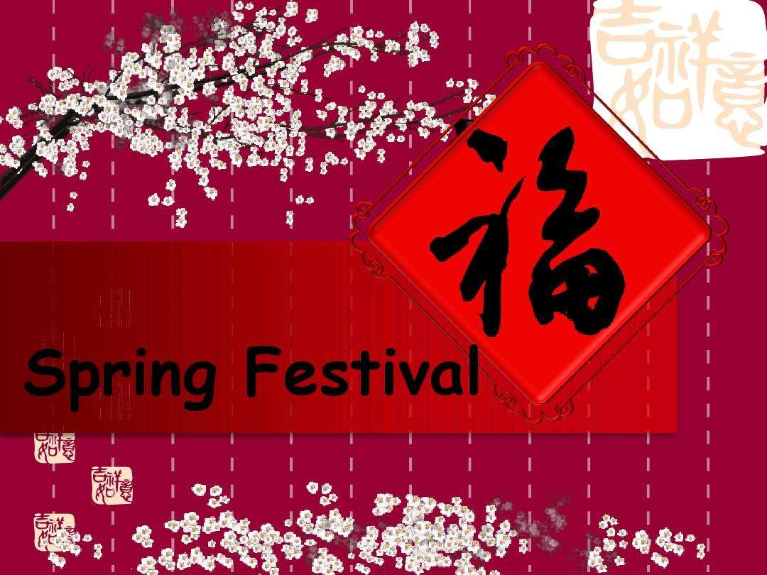 The holidays arrangement for coming Spring festival